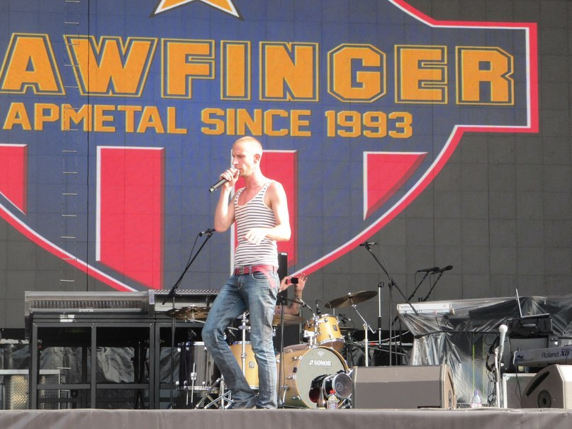 Money Power Glory Clawfinger