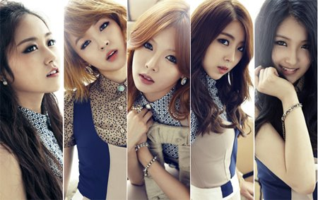Love Tension 4minute