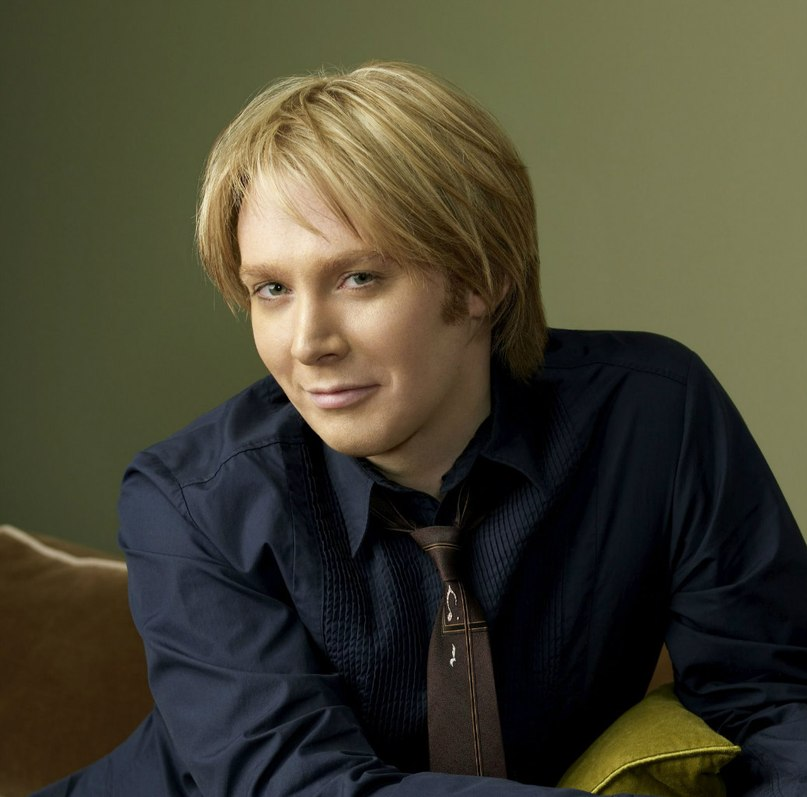 I Will Carry You Clay Aiken