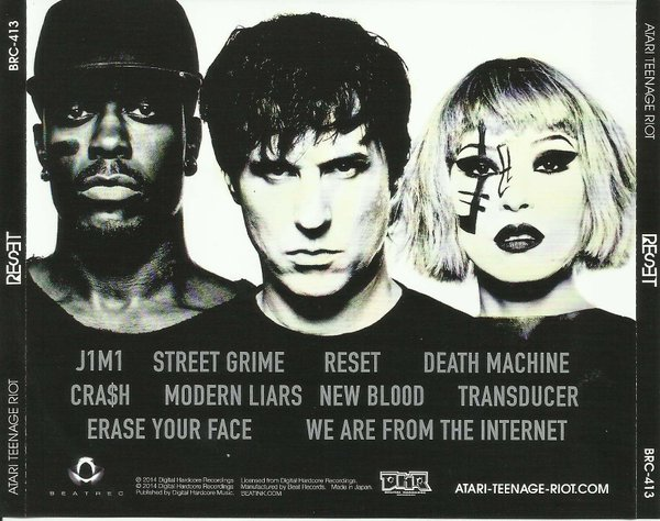 Revolution action Atari Teenage Riot