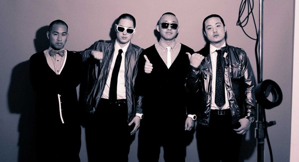Christmas In Downtown LA Far East Movement