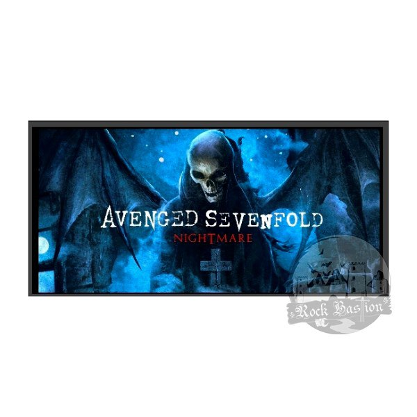 Almost Easy (EA Trax-Need For Speed Prostreet) Avenged Sevenfold