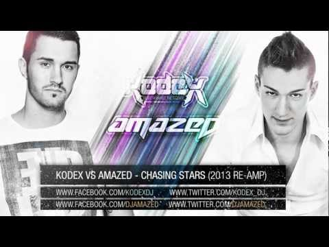 Kodex vs Amazed - Chasing Stars (2013 Re-Amp) (Official Preview)