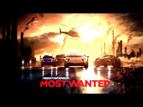 Need For Speed: Most Wanted 2012 - Soundtrack - Riverboat Gamblers - Blue Ghosts