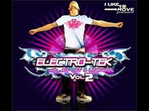 Electro-tek with Jey-Jey and Lecktra - touch me