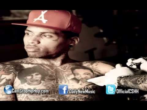 Kid Ink - Down 4 (Prod. DZL) [NEW 2012]