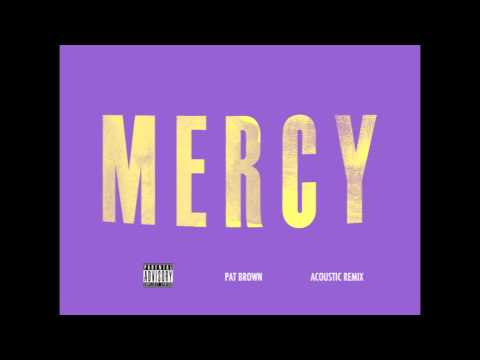 Kanye West - Mercy ft. Big Sean, Pusha T & 2 Chainz (ACOUSTIC REMIX BY PAT BROWN)