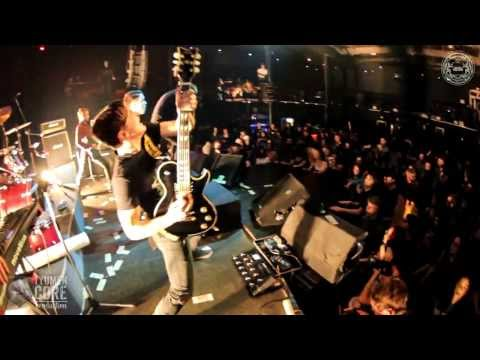 Date My Recovery - Destabilise (Enter Shikari cover) live 1.03.2014