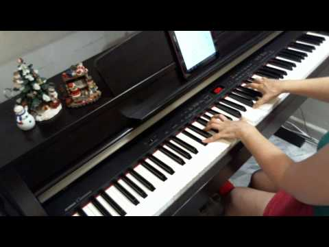 EXO - Christmas Day - Piano Sheets