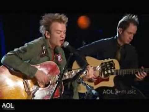 Sum 41@AOL Music Pieces Acoustic