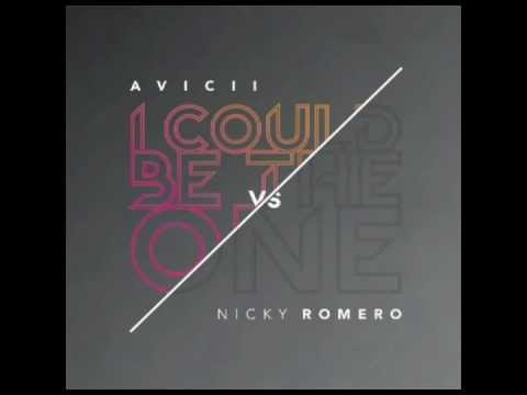 Avicii vs Nicky Romero - I Could Be The One (Radio Edit) HQ