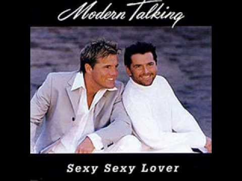 Modern Talking-Sexy,Sexy, Lover (Vocal) (Audio)