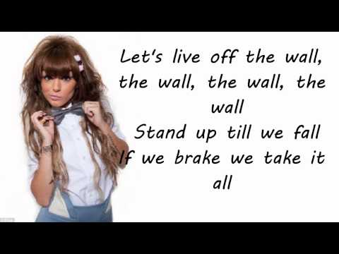 Riot! - Cher Lloyd (LYRICS ON SCREEN)