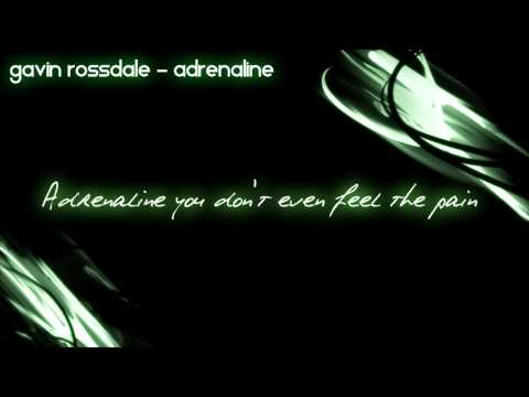 Gavin Rossdale - Adrenaline (HD) [Lyrics]
