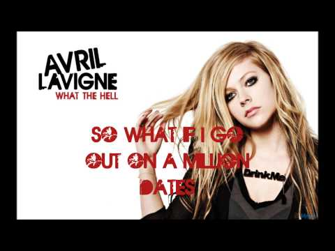What The Hell - Avril Lavigne (Main vocals version)