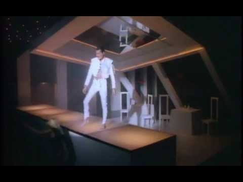 Freddie Mercury - I Was Born To Love You (Official Video)