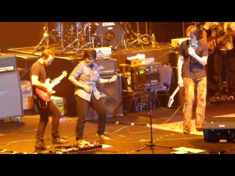 Steve Vai - Writing New Song with Alif and Rizky (Live in Jakarta)