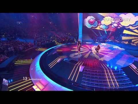 Eurovision 2011 - Switzerland (Anna Rossinelli - In Love For A While) - Final