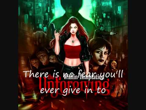 07. Where Is the Edge - Within Temptation (With Lyrics)