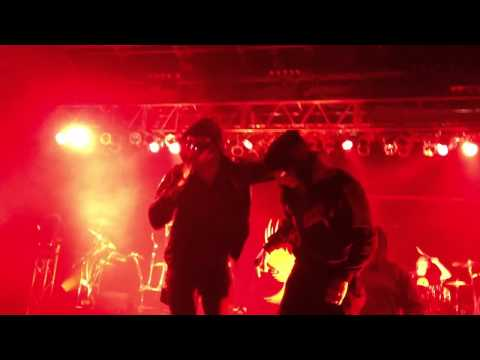 HollyWood Undead- Been to Hell Live( J-Dog упал)