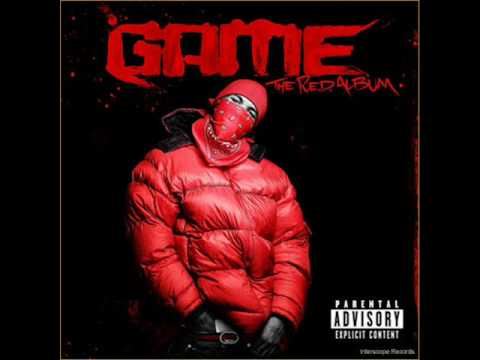 Game - Growing Up/ Around The Way NEW! ( RED Album Promo) In Stores SUMMER 2010