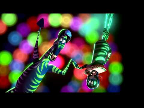 (мадагаскар 3) Madagascar 3 Firework song full HD