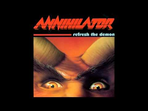 Annihilator - The Pastor of disaster