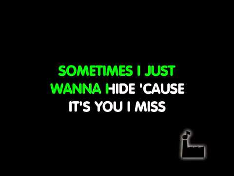 Hurt by Christina Aguilera Karaoke instrumental