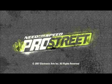 Avenged Sevenfold Almost Easy need for speed pro street