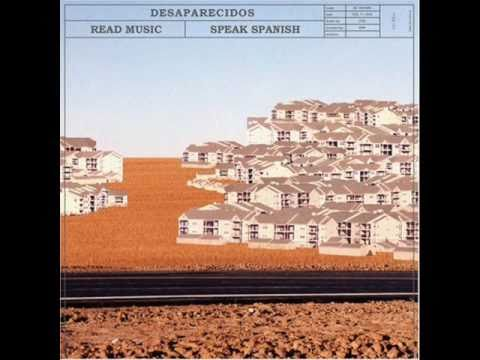Desaparecidos - The Happiest Place On Earth