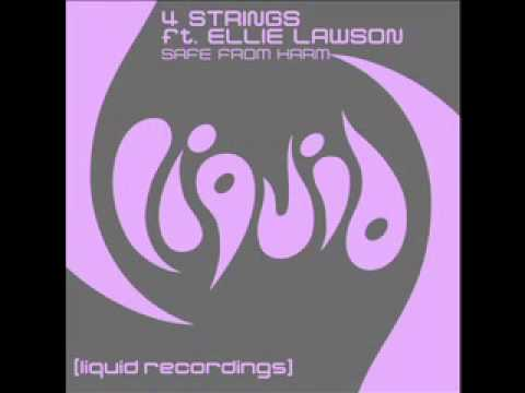 4 Strings - Safe From Harm (Radio Edit)
