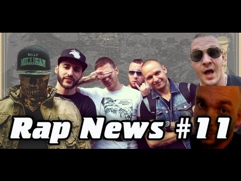 RapNews #11 [Billy Milligan feat. Oxxxy?, Миша Маваши, Loc-Dog, K.R.А]