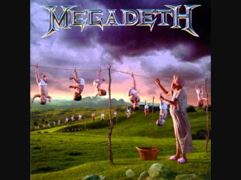 Megadeth - Reckoning Day (Non-remastered)