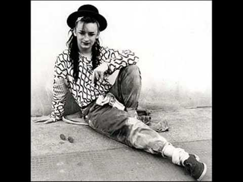 Culture Club/Boy George - In the morning (demo)