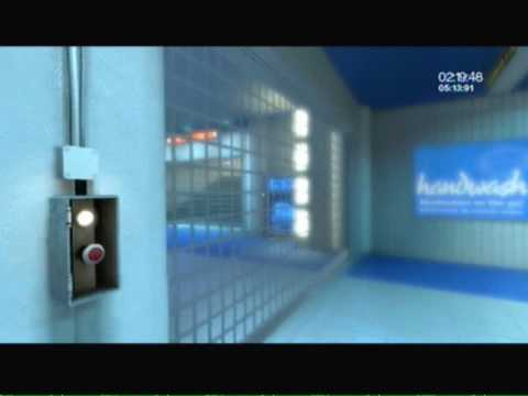 Mirrors Edge Chapter 4 World Record 5:05:93