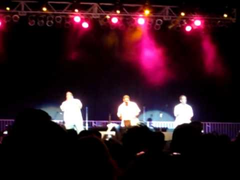 Boyz II Men - Amazed (Lonestar Cover) - Stanislaus County Fair 2011
