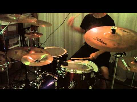 AC-130 - Attack Attack! Drum cover
