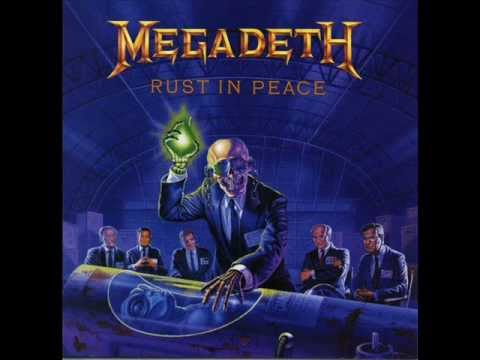 Megadeth - Rust in Peace... Polaris