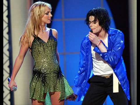 Michael Jackson and Britney Spears HD - The Way You Make Me Feel Live 2001