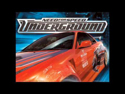 Need For Speed Underground 1 Soundtrack: Junkie XL Action Radius