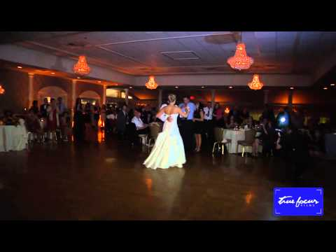 Best Classic Father Daughter Dance to Frank Sinatra foxtrot