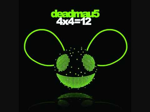 Deadmau5 - Right This Second (Original Mix) [4x4=12 Album] *NEW*