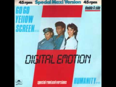 Digital Emotion - Go Go Yellow Screen (7Up's DisKo Re-Edit)