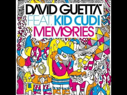 David Guetta feat Kid Cudi - Memories (Extended Mix)