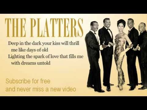 The Platters - Twilight Time - Lyrics