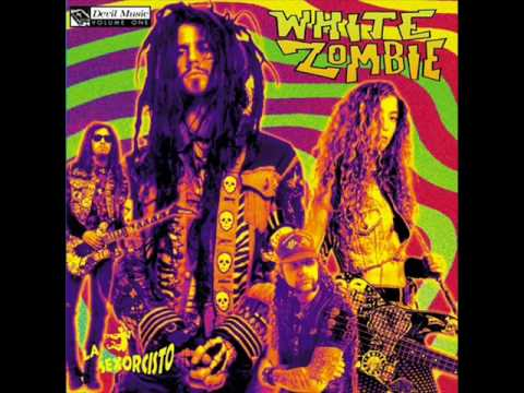 White Zombie - I am hell