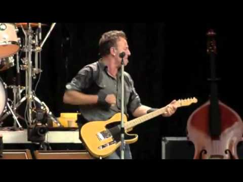 Bruce Springsteen Outlaw Pete Live Hyde Park 2009