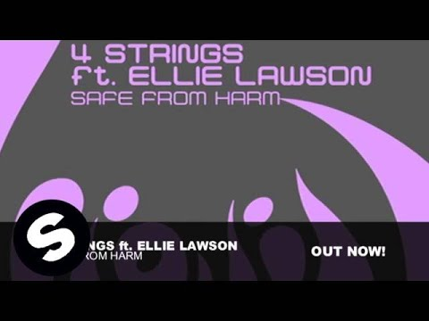 4 Strings ft. Ellie Lawson - Safe From Harm (Extended Mix)