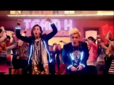 Four B - Я научу тебя (Jang Geun Suk, DJ Big Brother)