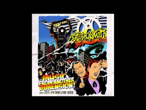 Lover Alot - Aerosmith [Music from Another Dimension!] + Download